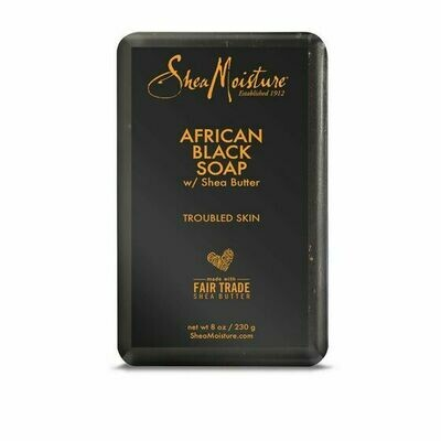 Shea Moisture African Black Soap $5.29