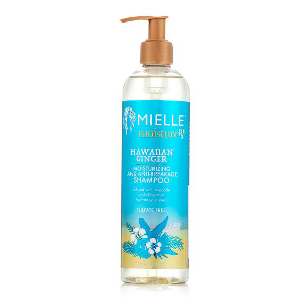 MIELLE Moisture RX Hawaiian GInger Moisturizing & Anti Breakage Shampoo 12 fl oz: $11.99