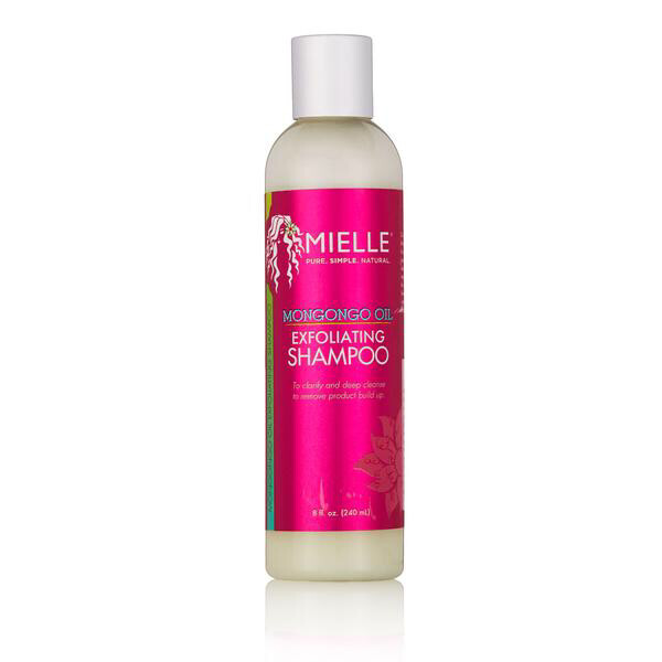 MIELLE MONOGONO OIL EXFOLIATING SHAMPOO 8 fluid ounces $12.99