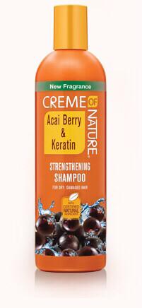 Creme of nature açaí berry & keratin Shampoo $5.99