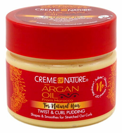 Creme of nature with argan oil twist & Curl pudding $8.99