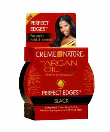 Creme Of Nature Perfect Edges Black $5.99