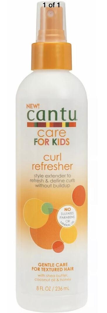 Cantu Care for Kids Curl Refresher 8fl oz: $4.99