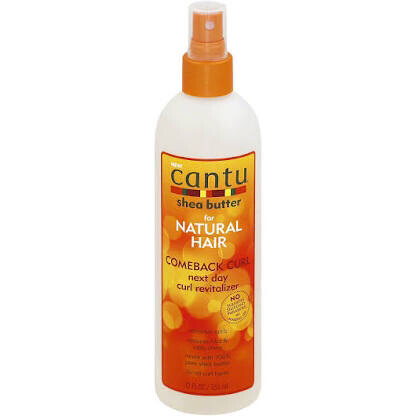 Cantu Comeback Curl next day revitalizer $7.99