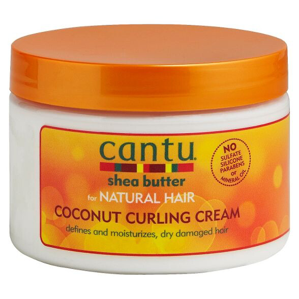 CABI1558 Cantu Coconut curling cream 12 ounces $8.99