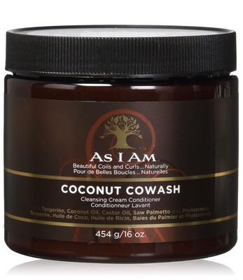As I Am Coconut cowash 16oz: $8.99