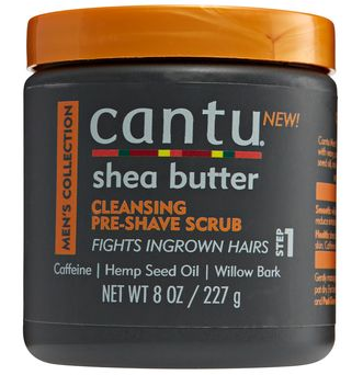 Cantu Shea butter cleansing pre shave butter $7.49