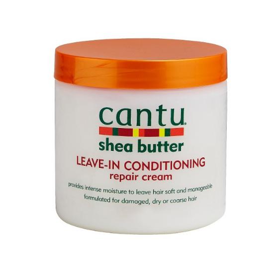 Cantu Shea Butter Leave In Conditioning Cream 12 oz: $5.99