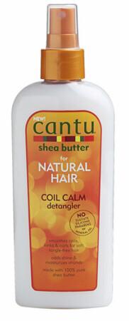 CANTU Coil Calm Detangler 8fl oz: $5.99