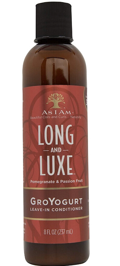 As I Am Long & Luxe GroYogurt Leave-In Conditioner 8oz : $9.99