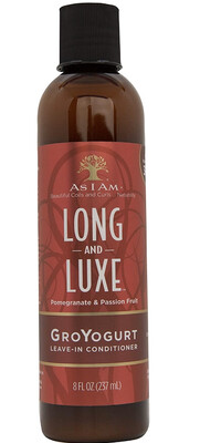As I Am Long & Luxe GroYogurt Leave-In Conditioner 8oz : $10.99