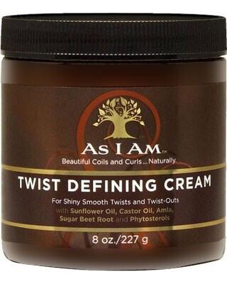 As i Am Twist Defining Cream 8 ounces