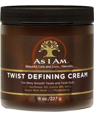 As I Am Twist Defining Cream 8 ounces