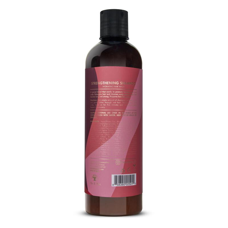 AS I AM LONG & LUXE STRENGTHENING SHAMPOO 12 FL OZ. $12.99