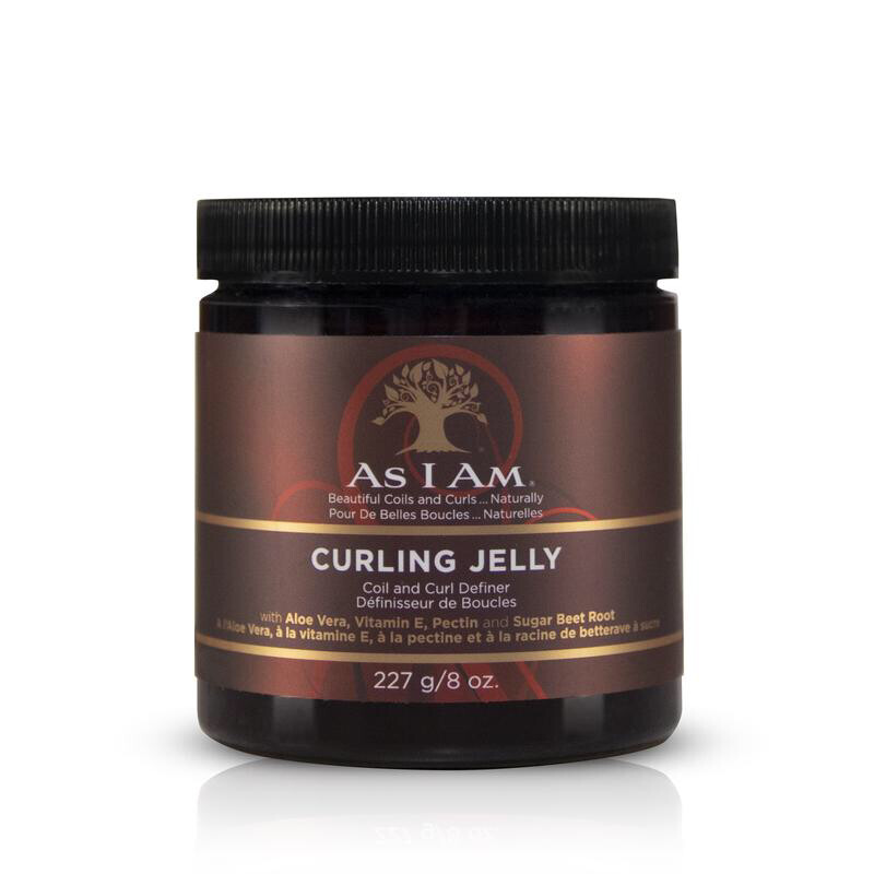 As I am Curling Jelly 8 ounces $12.99