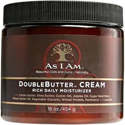 As I am DoubleButter Cream Rich Daily Moisturizer 16 fl oz: $25.99