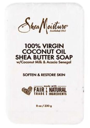 Shea Moisture 100% Coconut Oil soap $5.99