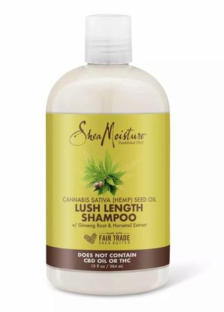 Shea Moisture Cannabis Sativa  Lush Length Shampoo - 13 fl oz:$10.99