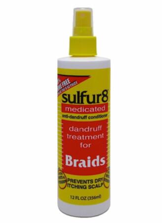Sulfur 8 braid spray $5.99
