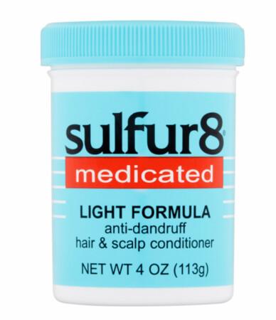 Sulfur 8 medicated original formula 4 ounces $6.99