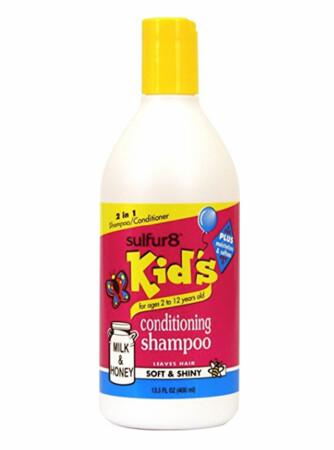 Sulfur 8 Kid's Conditioning Shampoo 13.5oz 5.99