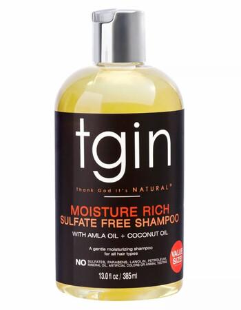 TGIN Moisture Rich Shampoo $14.59