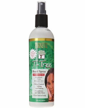 PARNEVU T-TREE Braid Spray 12oz:  $4.99