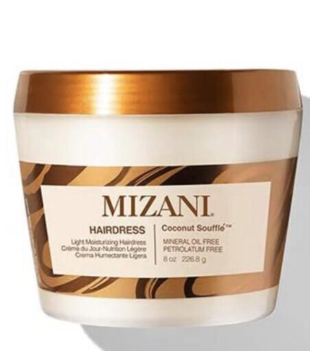 Mizani Coconut Soufflé 8 oz:  $14.99