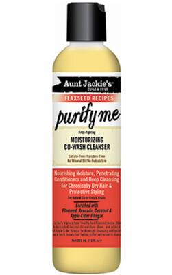 Aunt Jackie's Purify Me Moisturizing Co-Wash Cleanser: $6.99