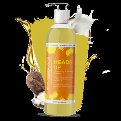 Aunt Jackie's Heads Up Moisturizing and Softening Shampoo $8.99