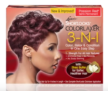 Luster's Shortlooks Colorlaxer 3 N 1 $8.99