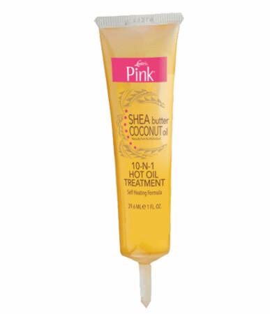 Luster's Pink Oil Moisturizer hot oil treatment $1.99