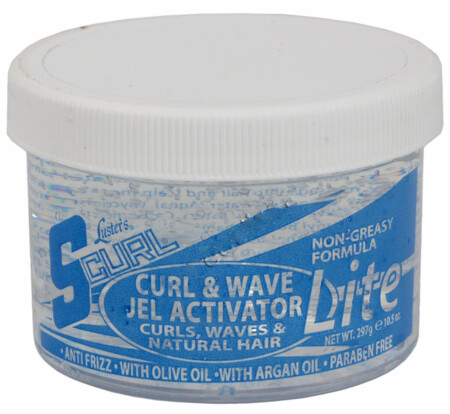 Luster's S.Curl lite Curl and wave activator 6oz: $3.99