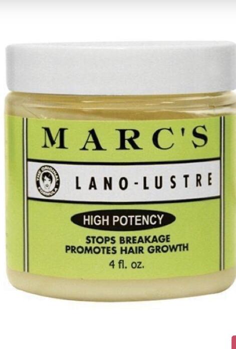 Marc's Lano-Luster High Potency 4oz $4.99