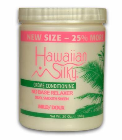 Hawaiian Silky No Base Relaxer Silky Smooth Sheen Mild: $4.99