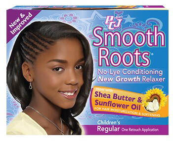 PCJ Smooth Roots No Lye Relaxer 3.99