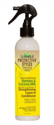 Taliah Waajid Bamboo & Coconut Milk Conditioner  $9.99