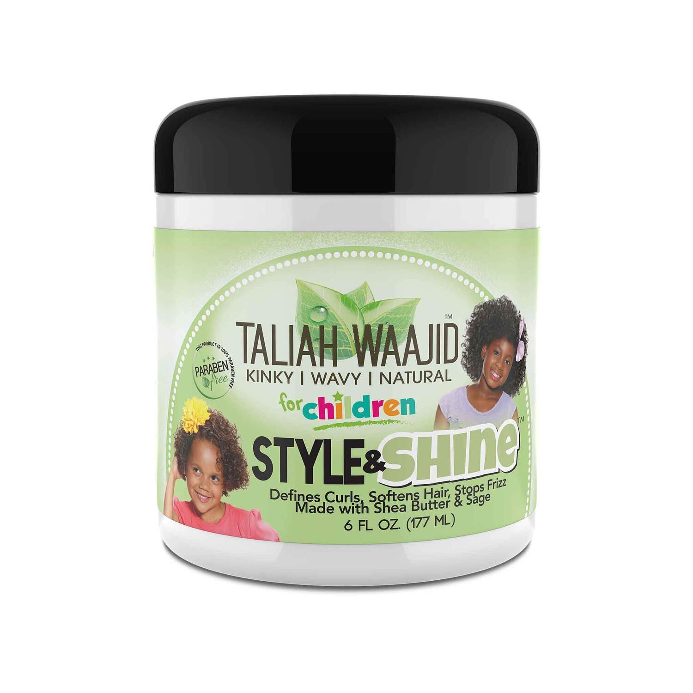 Taliah Waajid Kids Style &  Shine 6oz $5.99