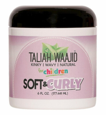 Taliah Waajid Soft & Curly 6oz $ 5.99