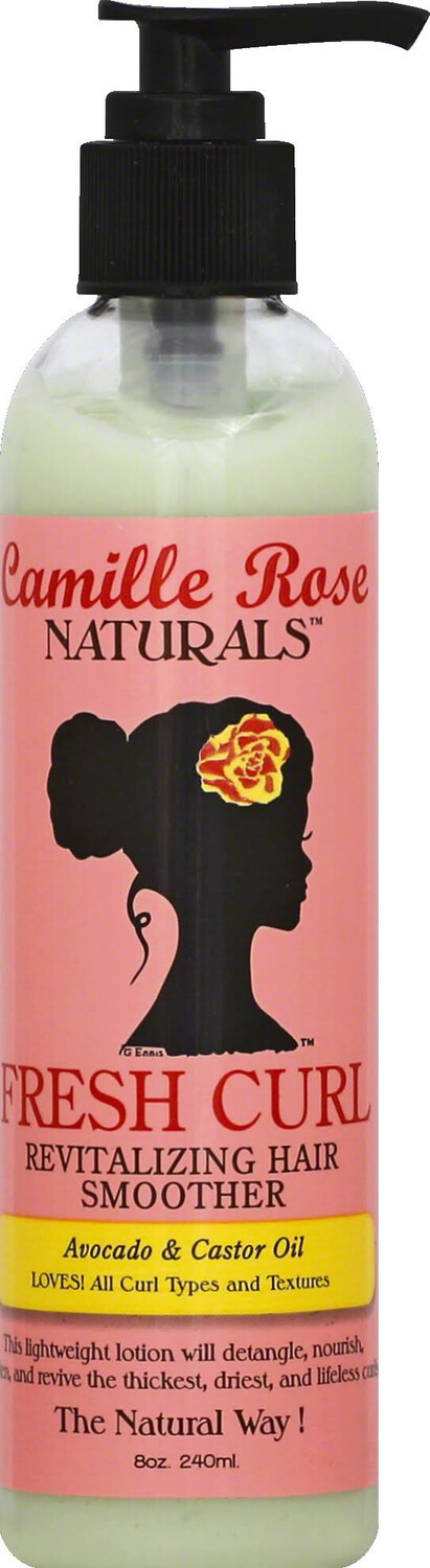 Camille rose fresh curl revitalizing hair smoother $13.99