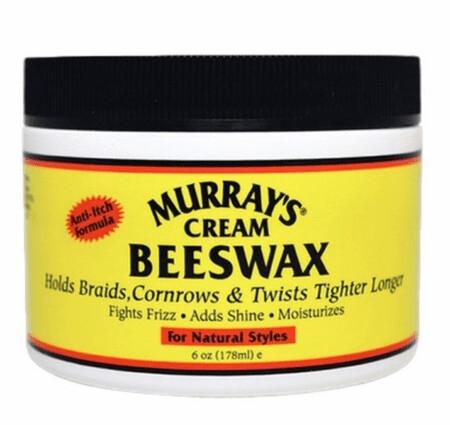 Murray's Cream Beeswax Anti itch formula 6 oz:  $5.99