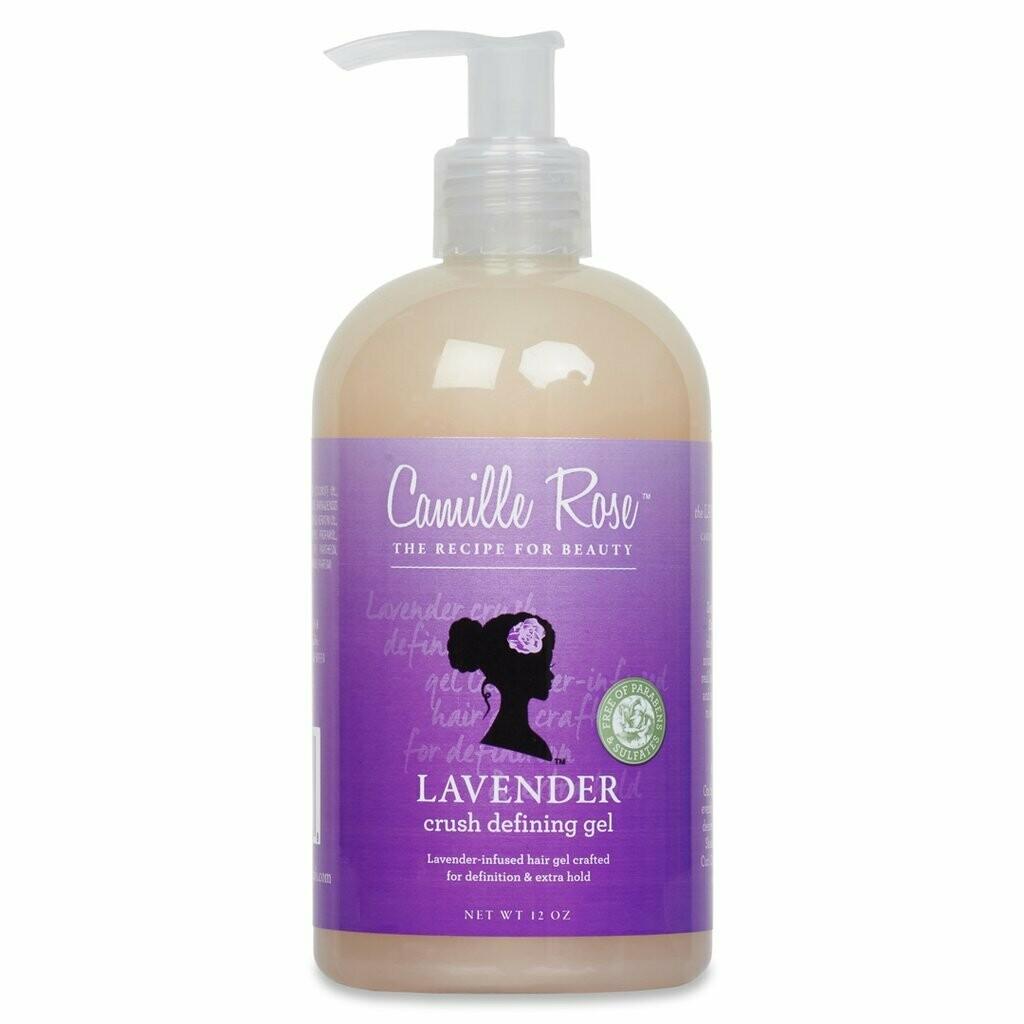 Camille Rose Lavender defining gel 12 ounces $21.99