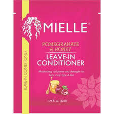 Mielle Mongongo Oil Pomegranae & Honey Leave In Conditioner Packet: $3.99