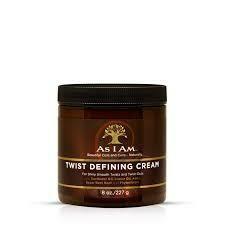 As I am twist defining cream 8oz: $12.99