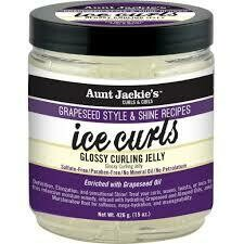 Aunt Jackie's Grapeseed Glossy Curling Jelly 15 oz: $9.79