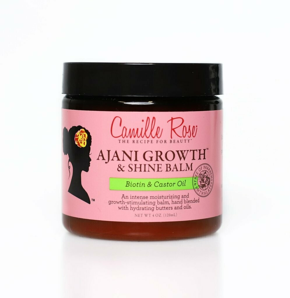 Camille Rose Ajani Growth & Shine Scalp Conditioner Biotin & Castor OIl: $12.59