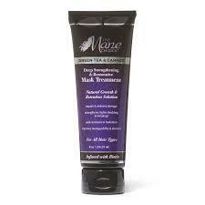 The Mane Choice Deep Strengthening & Restorative Mask Treatment: $12.29
