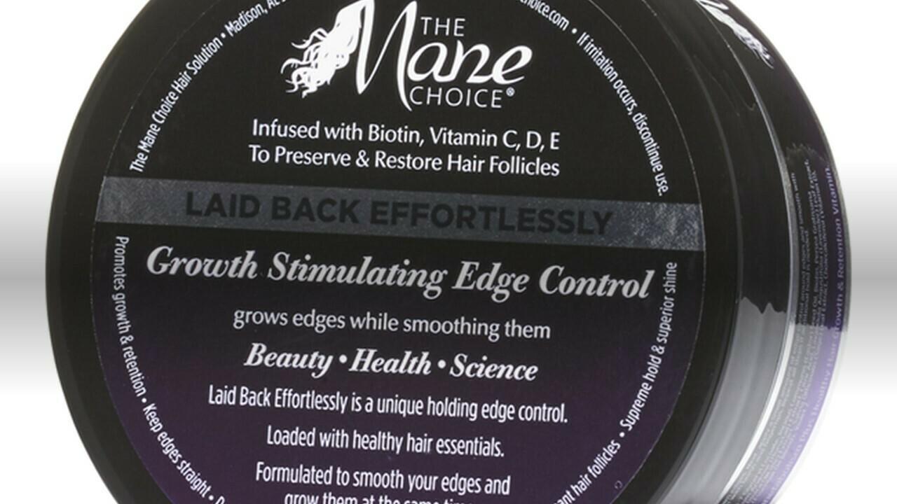 Mane Choice Edge Control 2 oz: $9.99