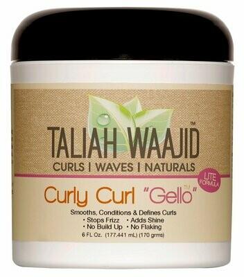 """Taliah Waajid Curly Curl """"Gello"""" 6oz: :$8.99"""