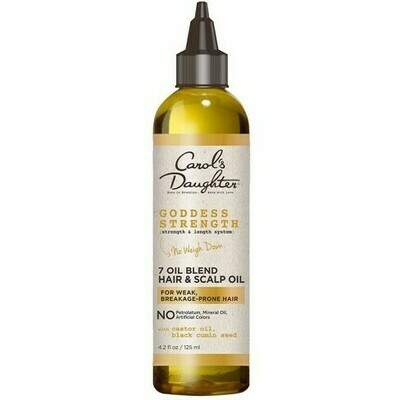 Carol's Daughter Goddess Strength Hair & Scalp Oil - 4.2 fl oz: $13.99